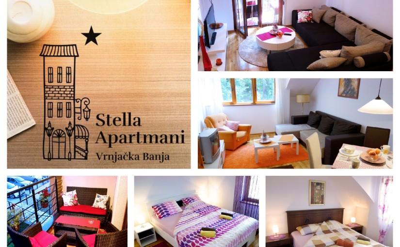 Rezervišite svoj boravak u Stella Apartmanima